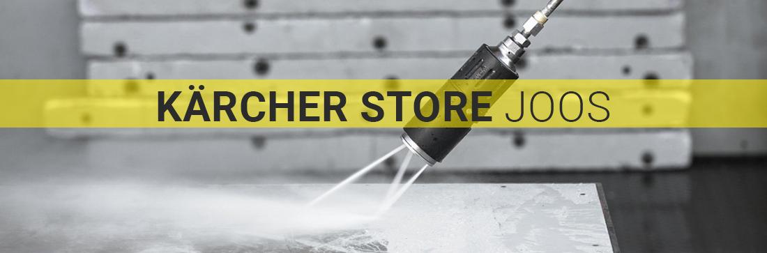 Kärcher Reinigungsgeräte Gemmrigheim - KÄRCHER-STORE-JOOS: Industriesauger, Staubsauger